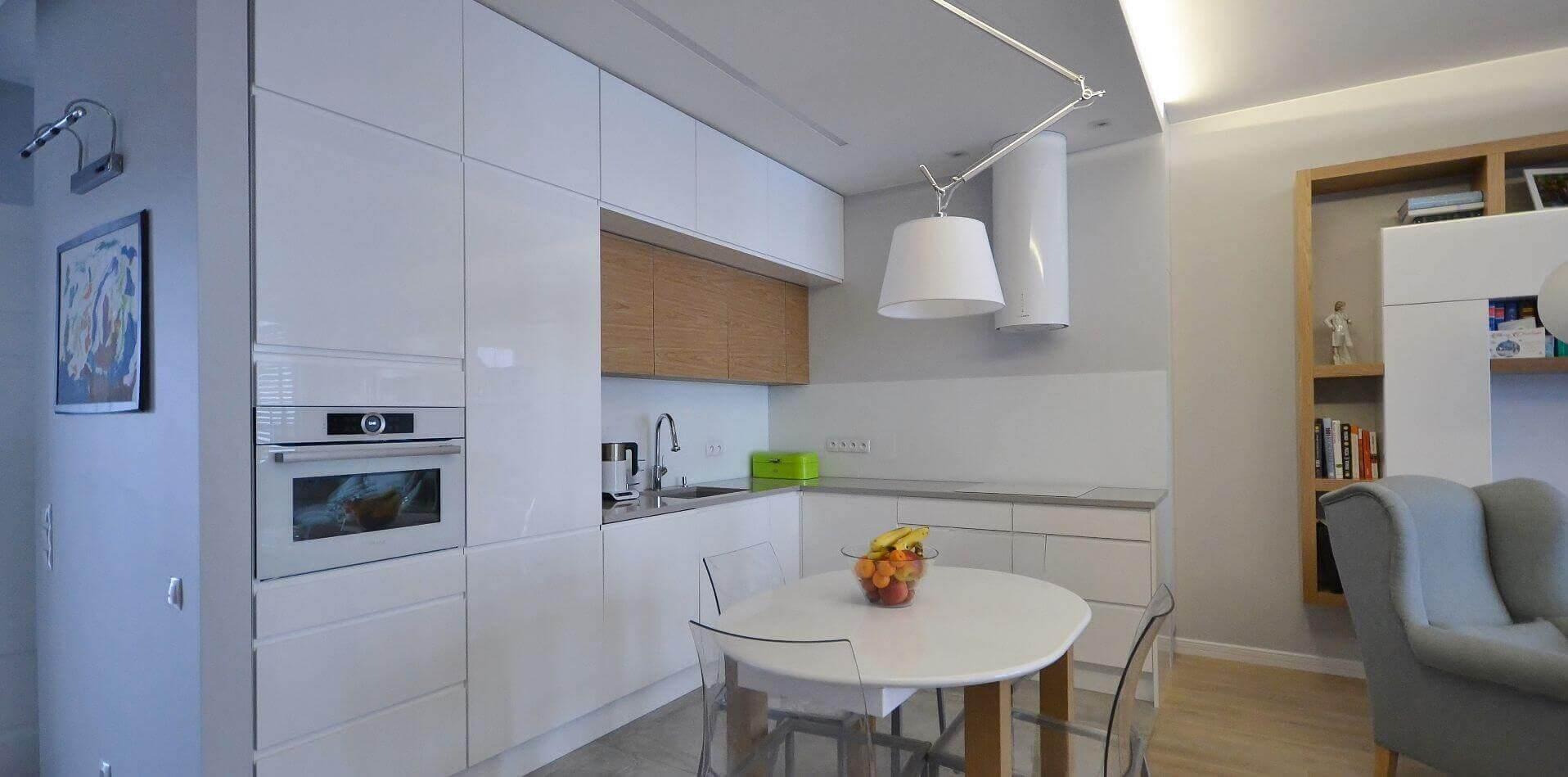 aranżacja wnętrz - kuchnia